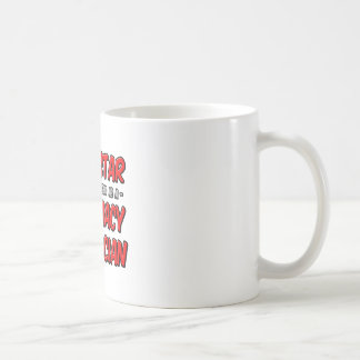 Rock Star .. Pharmacy Technician Coffee Mug