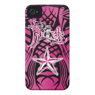 Rock Star PkT iPhone4/4S Cases