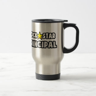 Rock Star Principal Travel Mug