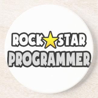 Rock Star Programmer Coasters