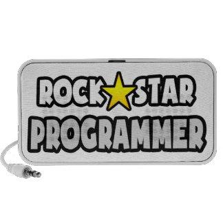 Rock Star Programmer iPhone Speakers