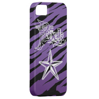 Rock Star PTS iPhone5/5S Cases