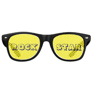 Rock Star Retro Party Shades