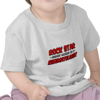 Rock Star ... Rheumatologist T Shirt