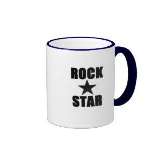 Rock Star Ringer Coffee Mug