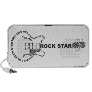 Rock Star Speaker