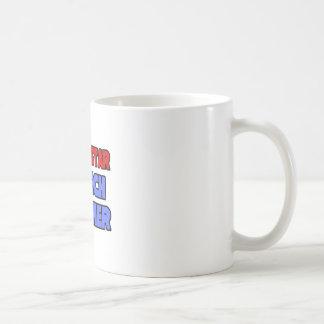 Rock Star Speech Teacher Coffee Mugs