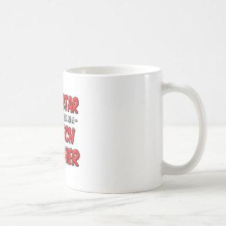 Rock Star...Speech Teacher Coffee Mugs