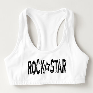 Rock Star Sports Bra