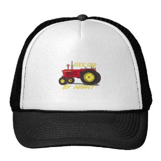 Rock Star Tractor Trucker Hat