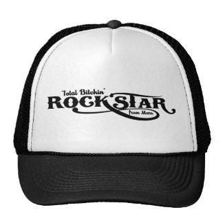 Rock Star Trucker Hat