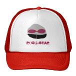 Rock-Star Trucker Hats