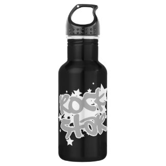Rock Star Water Bottle