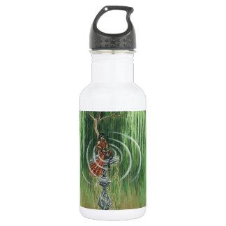 Rock Steady Beat 18oz Water Bottle