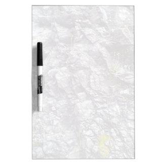 Rock & Stone Dry Erase Board