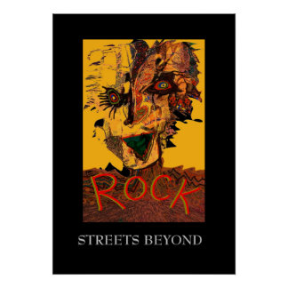 ROCK STREETS BEYOND more Poster