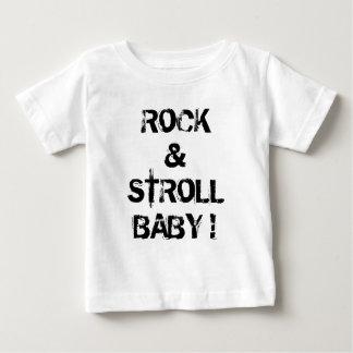 Rock & Stroll baby Baby T-Shirt