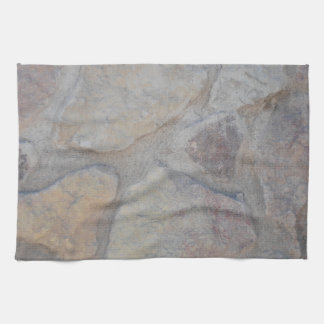 Rock Surface Kitchen Towels