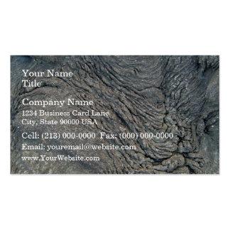 Rock Swirl Pattern Business Card Templates