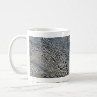 Rock Swirl Pattern Mugs