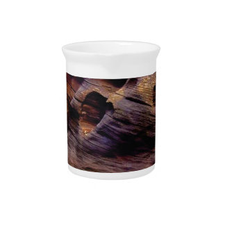 rock texture of turns drink pitcher