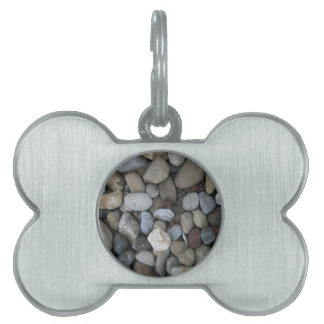 Rock Texture Template Pet Name Tag