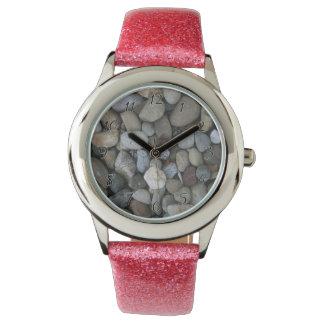 Rock Texture Template Wrist Watch