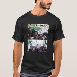 Rock the Casbah -- Algiers Protests T-Shirt