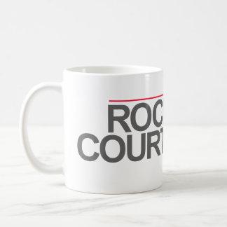 """ROCK THE COURTHOUSE""-- COFFEE MUG"
