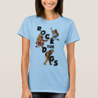 Rock The Dogs Babydoll Tee