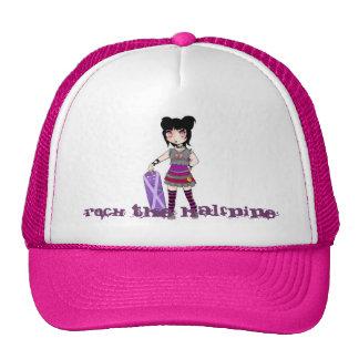 Rock the Halfpipe Hats