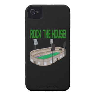 Rock The House Case-Mate iPhone 4 Case