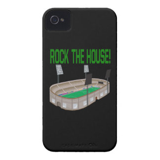 Rock The House iPhone 4 Case