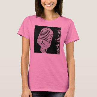 rock the mic T-Shirt
