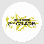 ROCK THE SNOT - 2ND GRADE STICKERS