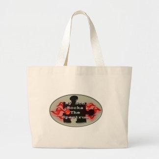 Rock the Spectrum! Tote Bag
