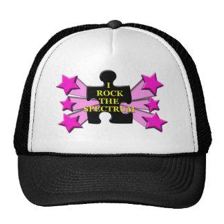 Rock the Spectrum! Hats