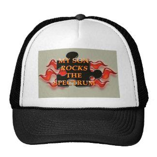 Rock the Spectrum! Mesh Hat