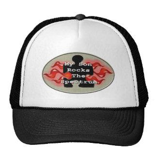 ROCK THE SPECTRUM! MESH HATS