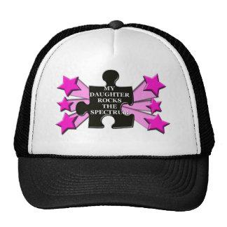 ROCK THE SPECTRUM! TRUCKER HAT