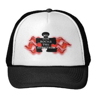 Rock the Spectrum! Hat