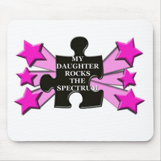 ROCK THE SPECTRUM! MOUSE PAD