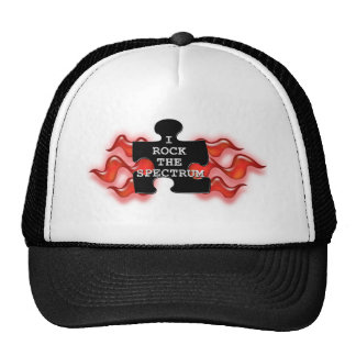 ROCK THE SPECTRUM! TRUCKER HAT