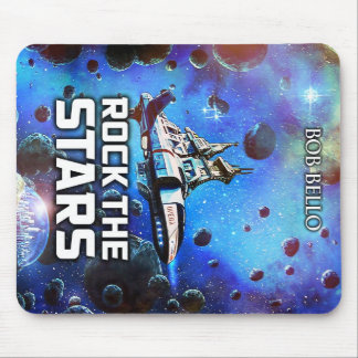 Rock The Stars Mouse Pad