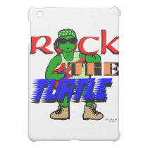 Rock the Turtle iPad Case