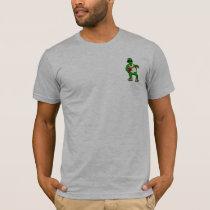 Rock the Turtle T-Shirt (pocket design - back)