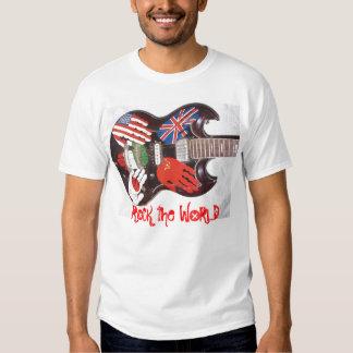 Rock the World T-Shirt