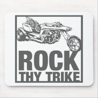 Rock thy trike mouse pad