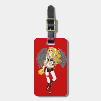 Rock Time Avatar Tag For Luggage