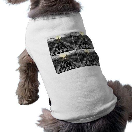 rOCK-tracks Dog Tshirt
